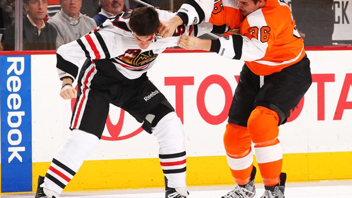 Thursday's NHL bet du jour: Chicago at Philadelphia article feature image