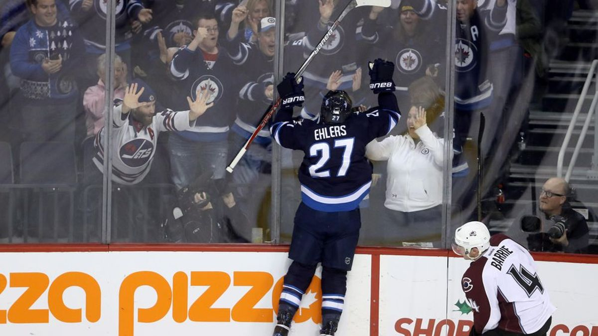 Wednesday's NHL bet du jour: Winnipeg at Colorado article feature image
