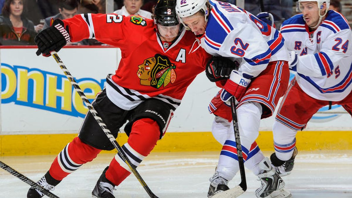 Wednesday's NHL bet du jour: New York at Chicago article feature image