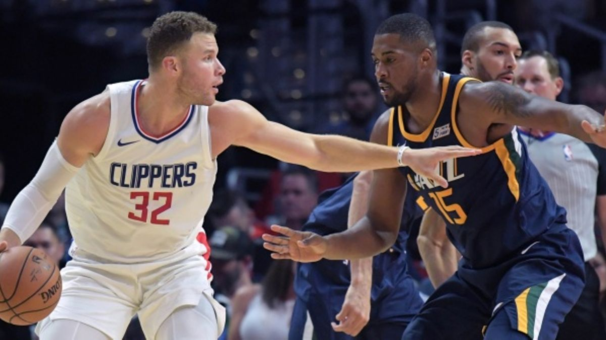 NBA Monday: Jazz without Gobert leads value selections article feature image