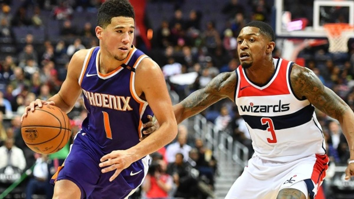 NBA Sunday: High-scoring Suns and fast-starting Warriors headline value selections article feature image