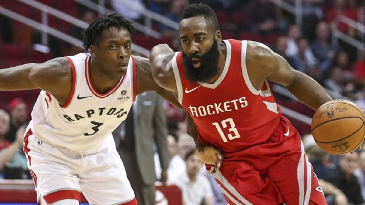 NBA: Nets vs. Rockets and a look at the MVP of the league article feature image