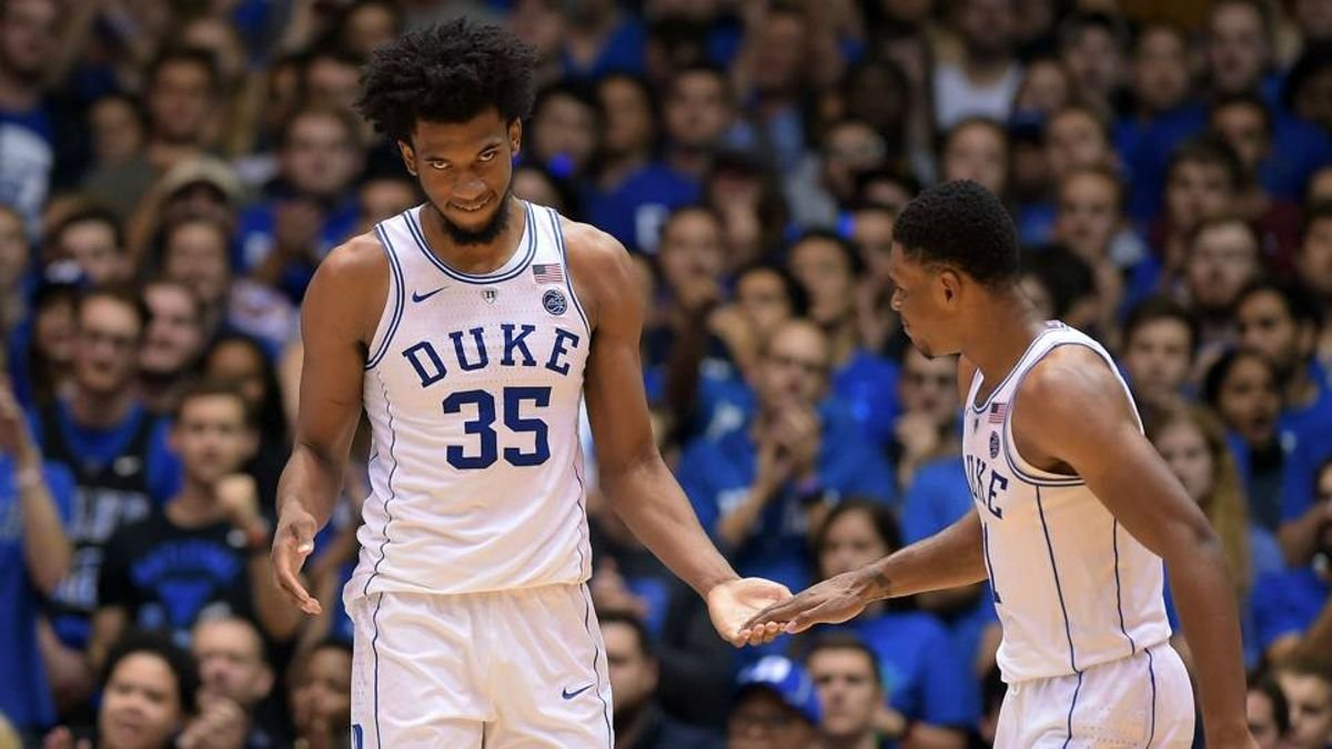 College basketball Tuesday: Mega matchups in Chicago article feature image