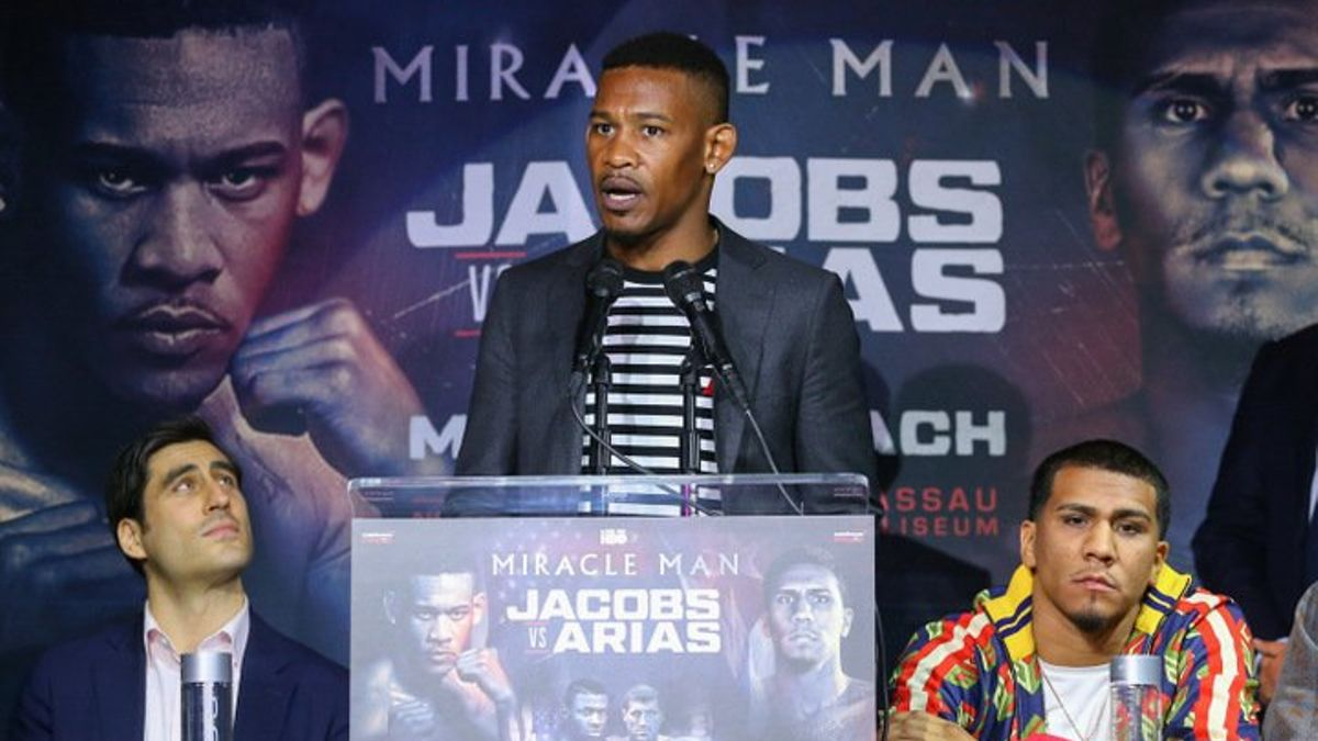Boxing: Can 'The Miracle Man' close the show early? article feature image