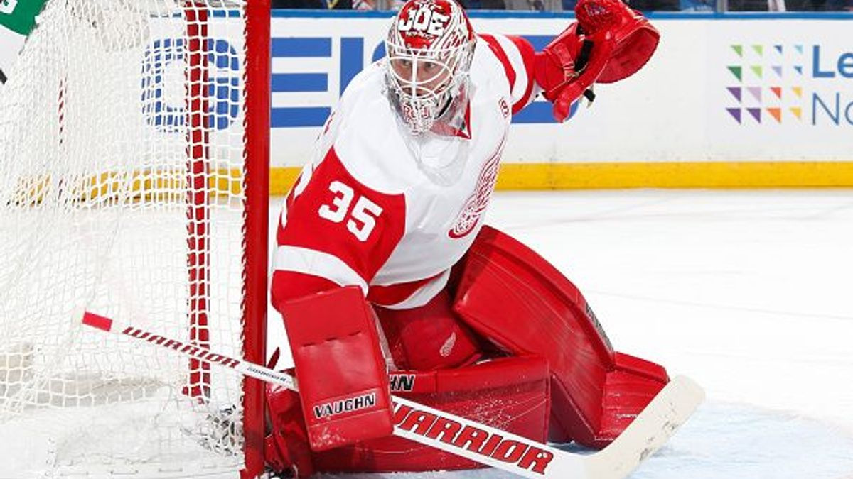 The NHL Daily: Backing the Red Wings on Black Friday article feature image