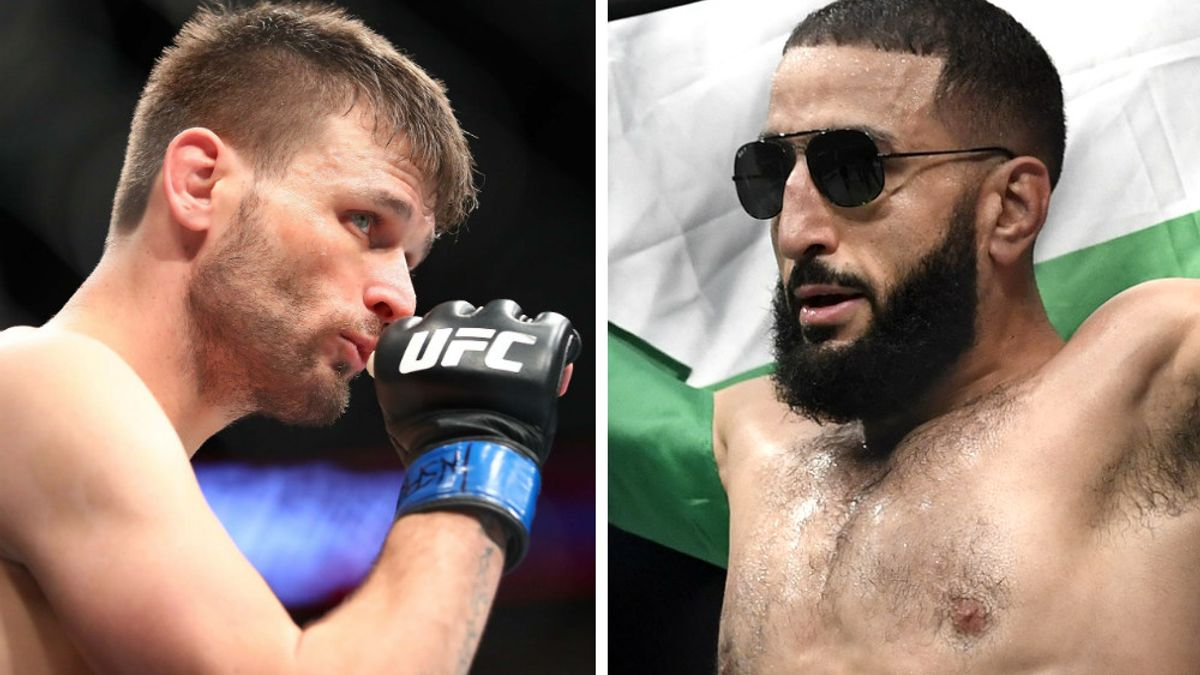 Means vs Muhammad: A clean finish for 'The Dirty Bird' at UFC Fight Night 121? article feature image