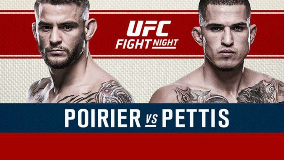 Poirier vs Pettis: Lightweights clash in main event at UFC Fight Night 120 article feature image