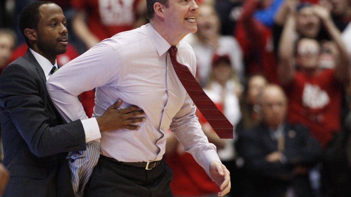 College basketball notebook part II: Analyzing Saturday evening games article feature image