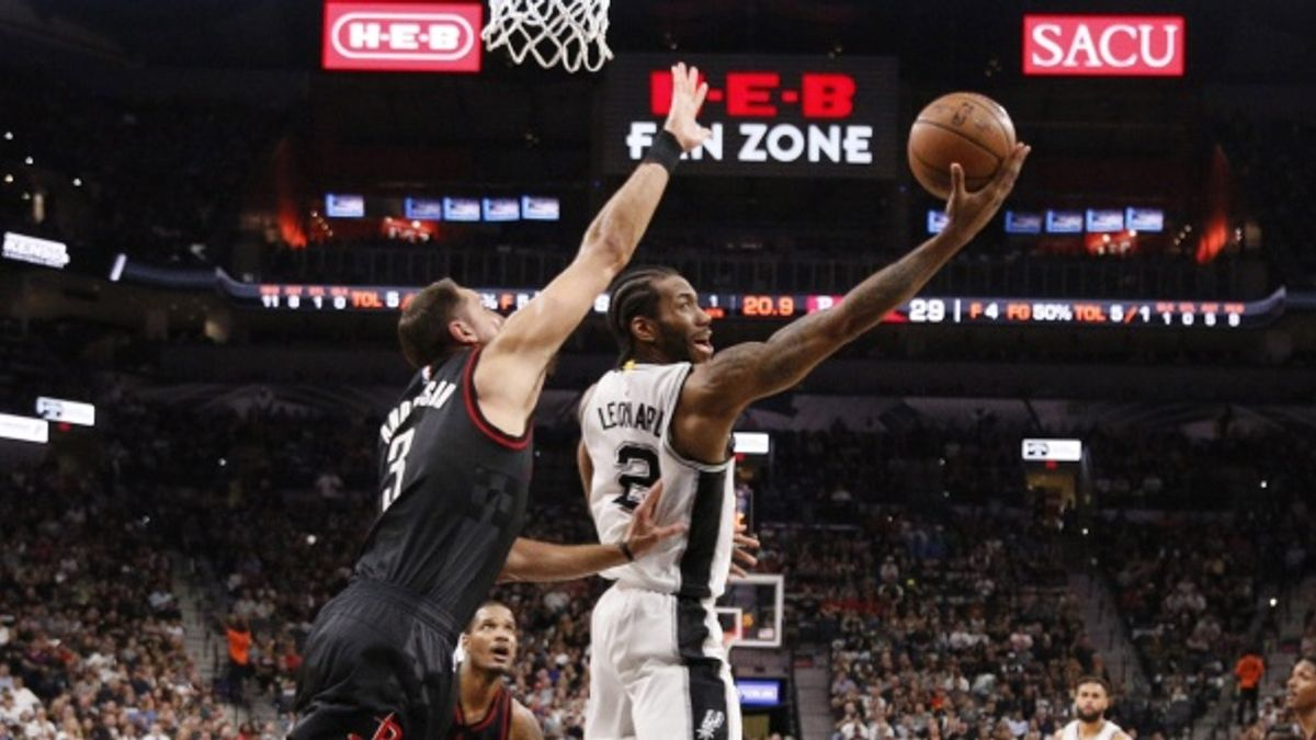 How Kawhi Leonard's return impacts the Spurs on and off the court article feature image