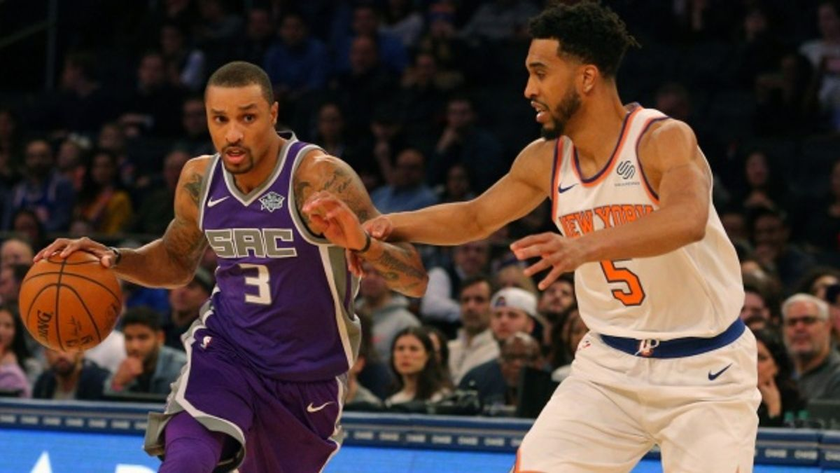 NBA Friday: Kings an irresistible road favorite in Chicago article feature image