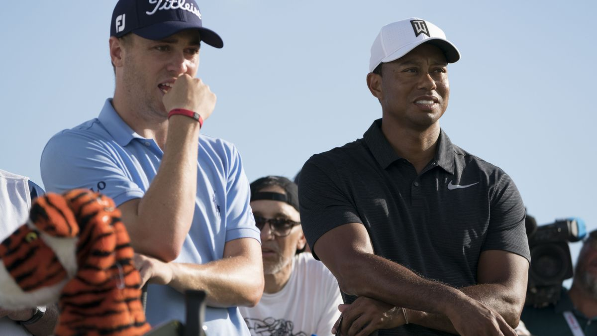 Tiger returns at Hero World Challenge: How to bet Round 2 article feature image