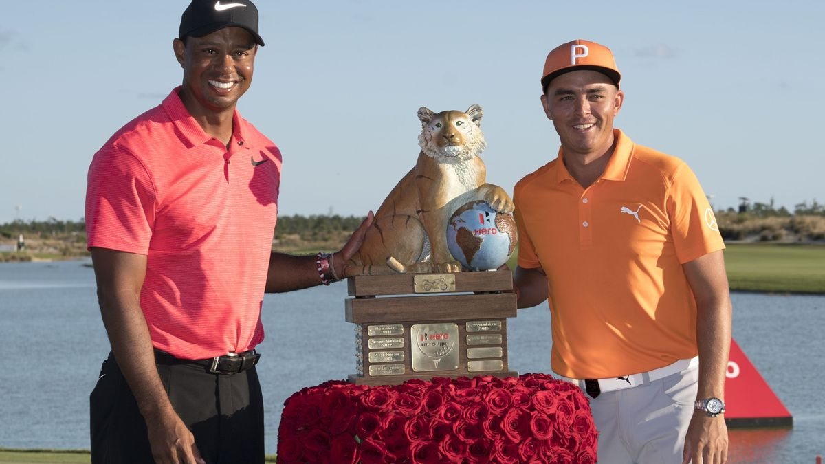 Fowler, Woods generate betting attention following Hero World Challenge article feature image