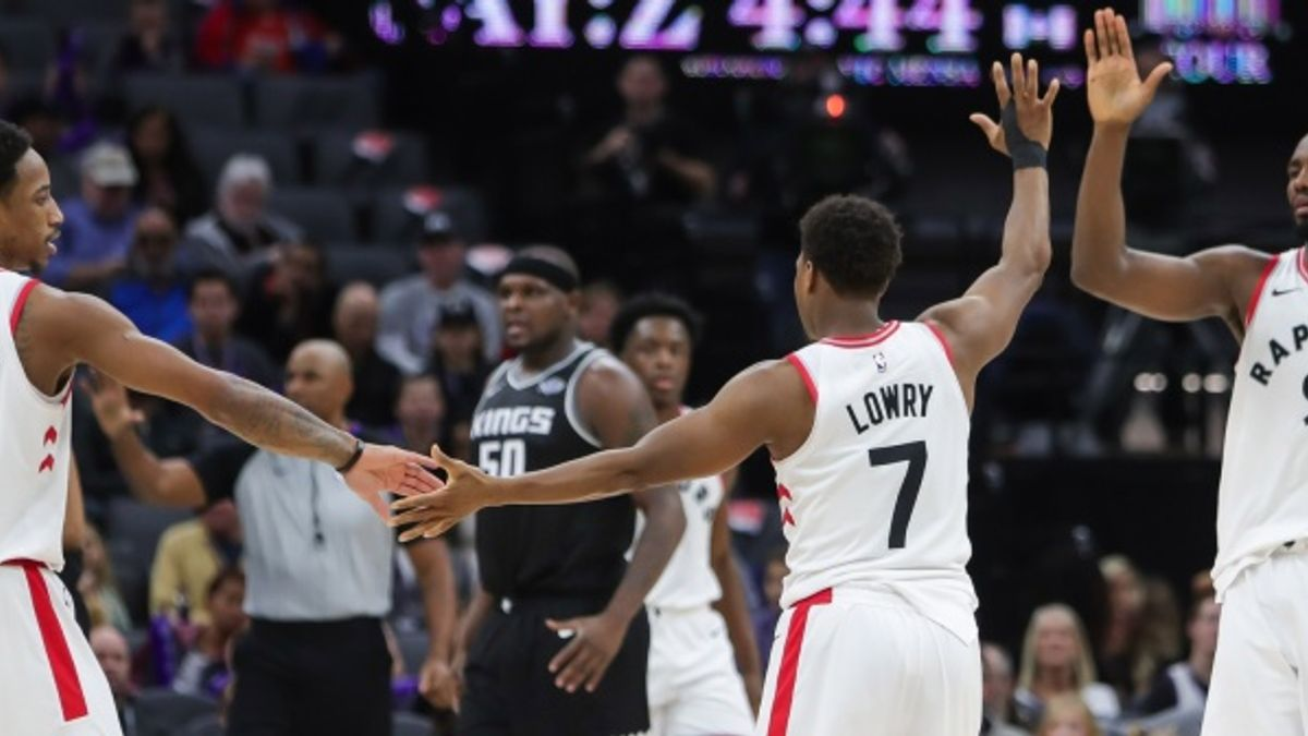 NBA Monday: High-flying Raptors lead value selections article feature image