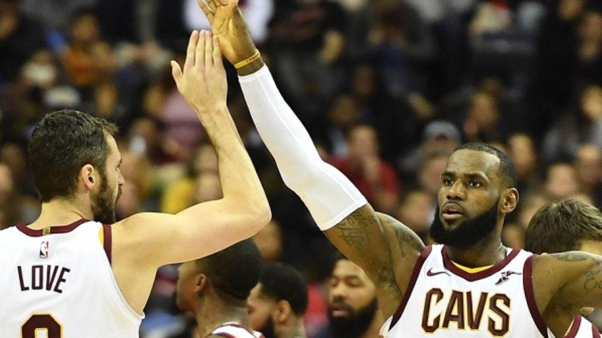 NBA: Cavaliers vs. Warriors headlines Christmas Day slate article feature image