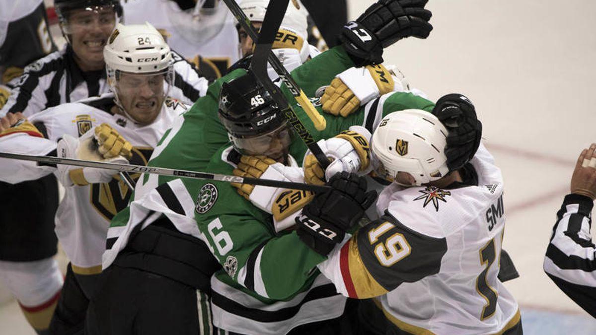 Saturday's NHL bet du jour: Vegas at Dallas article feature image
