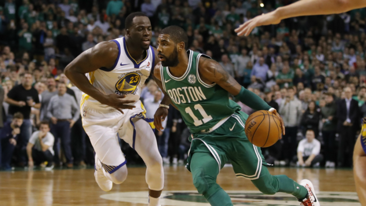 Betting, DFS Angles for Celtics-Warriors, and Every Saturday NBA Game article feature image