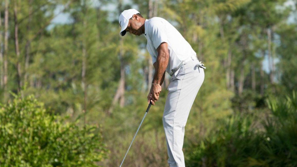 Tiger Woods Props to Bet at Torrey Pines article feature image