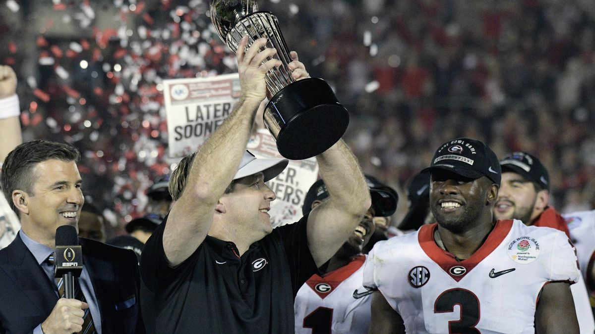 CFP early betting look: Alabama vs. Georgia article feature image