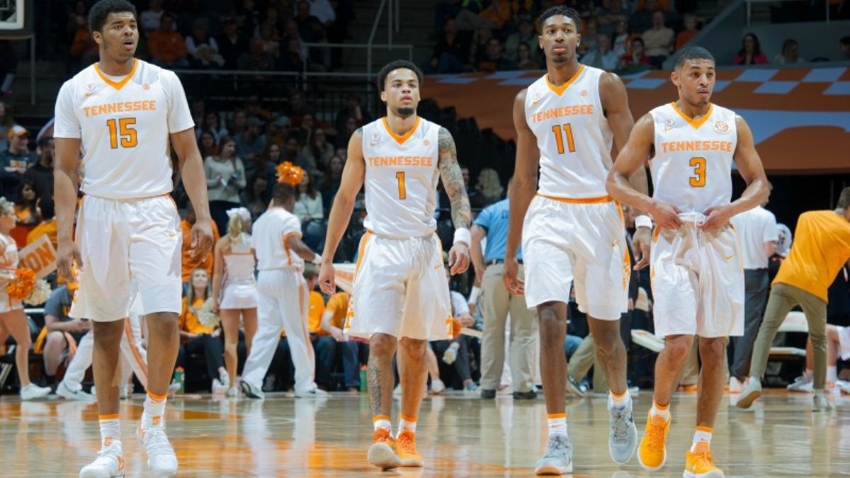 Top 20 College Hoops Power Rankings: How Good is Tennessee? article feature image
