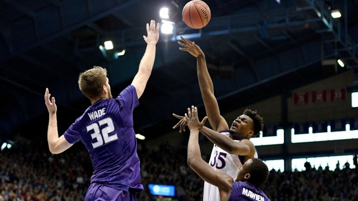 Kansas-Kansas State Betting Preview, Plus Monday #MAACtion article feature image