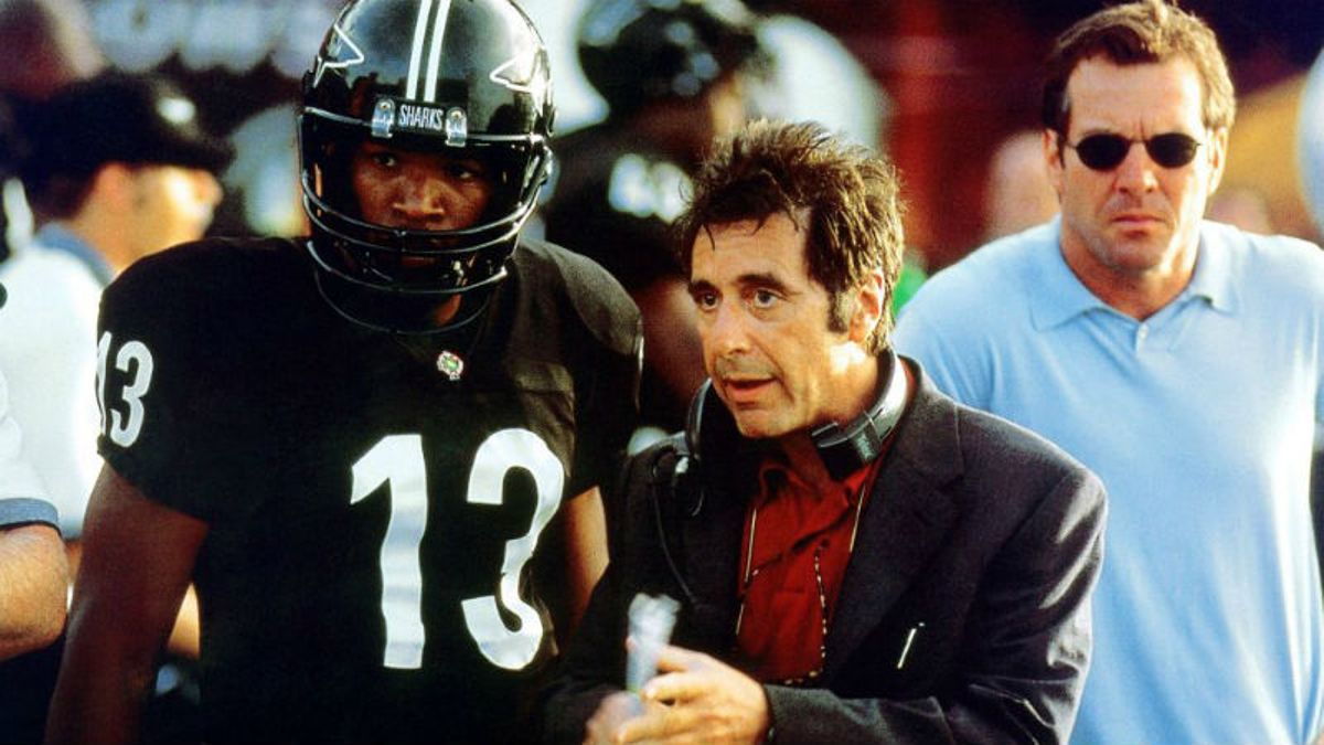 """Sharp Movie Rewind: Steamin' Willie Beamen's Point-Spread Value in """"Any Given Sunday"""" article feature image"""