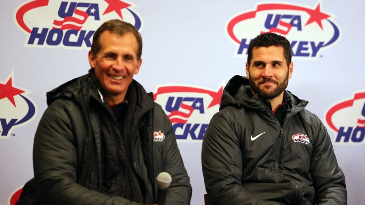 A Serious Betting Breakdown of Olympic Men's Hockey article feature image
