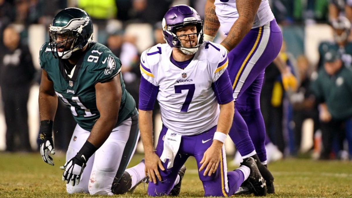 Case Keenum Not Expected to Return as Minnesota's Starting Quarterback article feature image