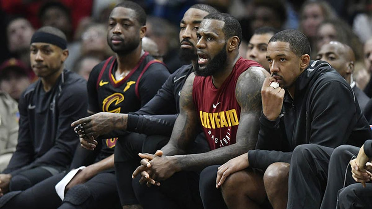 Is LeBron More Likely to Stay? Are Cavs Better? Answering the Post-Deadline Questions article feature image