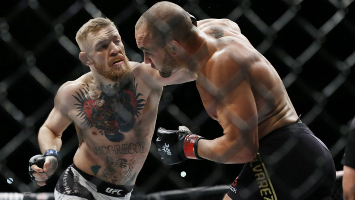 Favorite Emerges to Face Conor McGregor in Potential Return article feature image