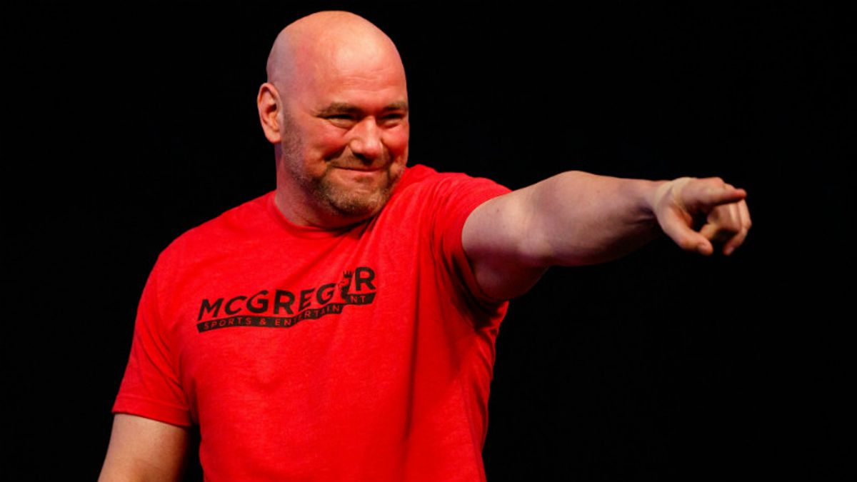 Dana White's Props: Quartet of UFC Superstars to Return in 2018? article feature image