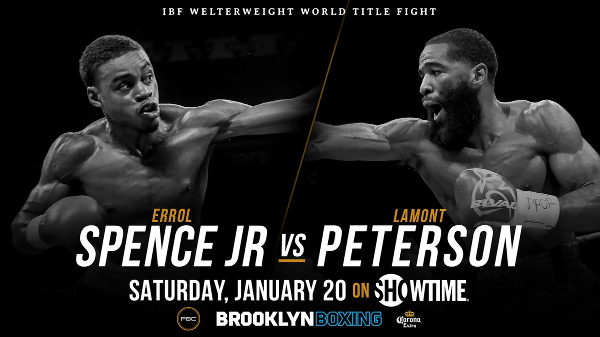 How to Bet the Welterweight Title: Errol Spence Jr. vs. Lamont Peterson article feature image