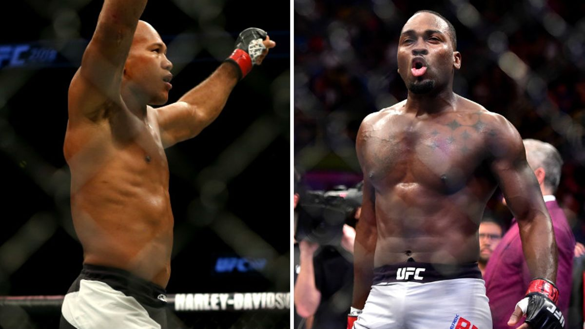 Betting UFC on FOX 27: Who has the Edge in Middleweight Rematch? article feature image