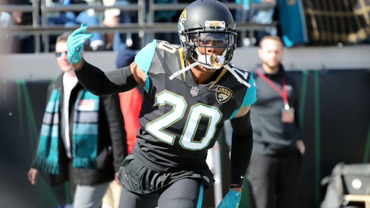 Jaguars Are NFL's Most Improbable Final Four Team Since 2001 article feature image
