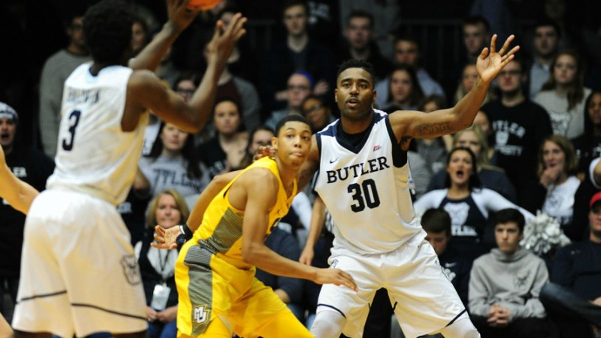 Sharp Bettors Jumping on Tonight's Butler-Marquette Matchup article feature image