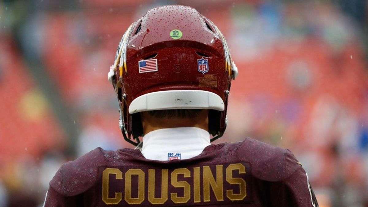 Where Will Kirk Cousins Land in 2018? article feature image