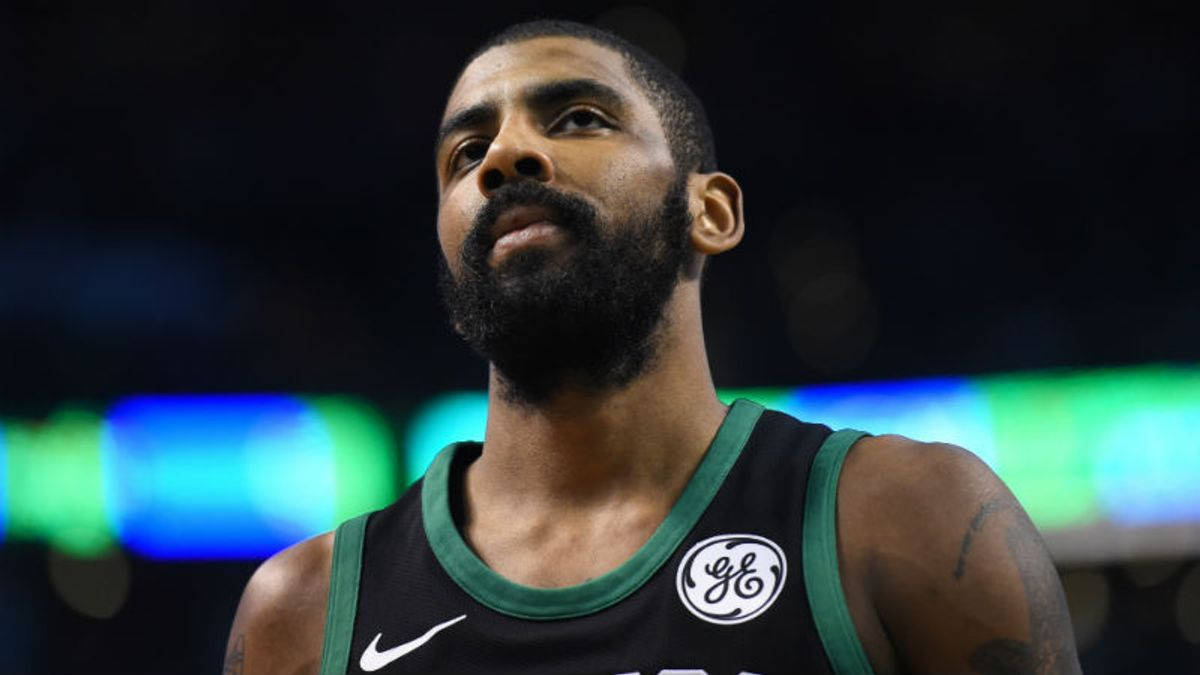 Is Kyrie Irving Really That Much Better of a Player This Season? article feature image