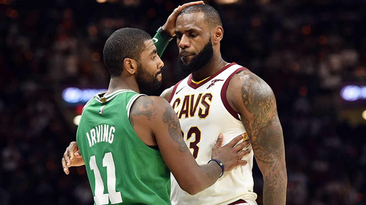 Cavs vs. the Field: Who's the Smarter Bet to Win the East? article feature image