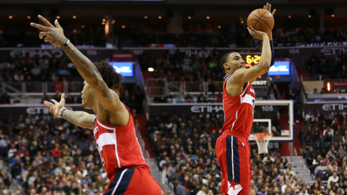 How Otto Porter Opens Up All Sorts of Possibilities for the Wizards article feature image