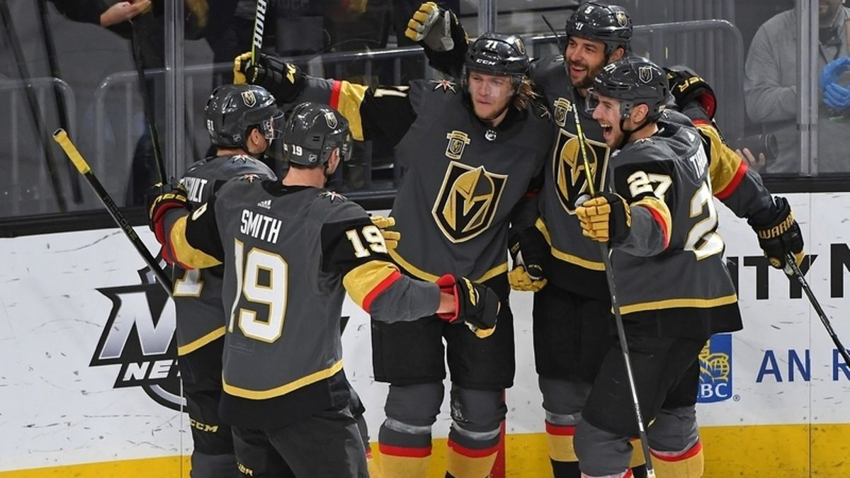 Golden Knights Listed as Stanley Cup Favorites article feature image