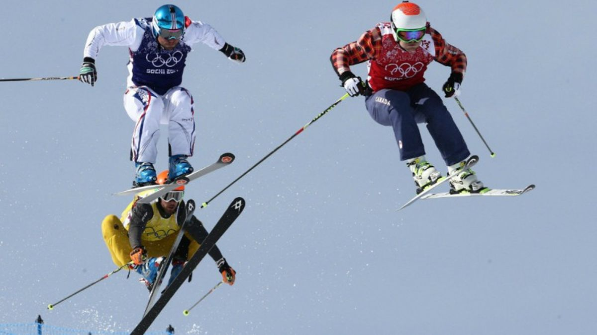 A Serious Betting Breakdown of Olympic Ski Cross article feature image