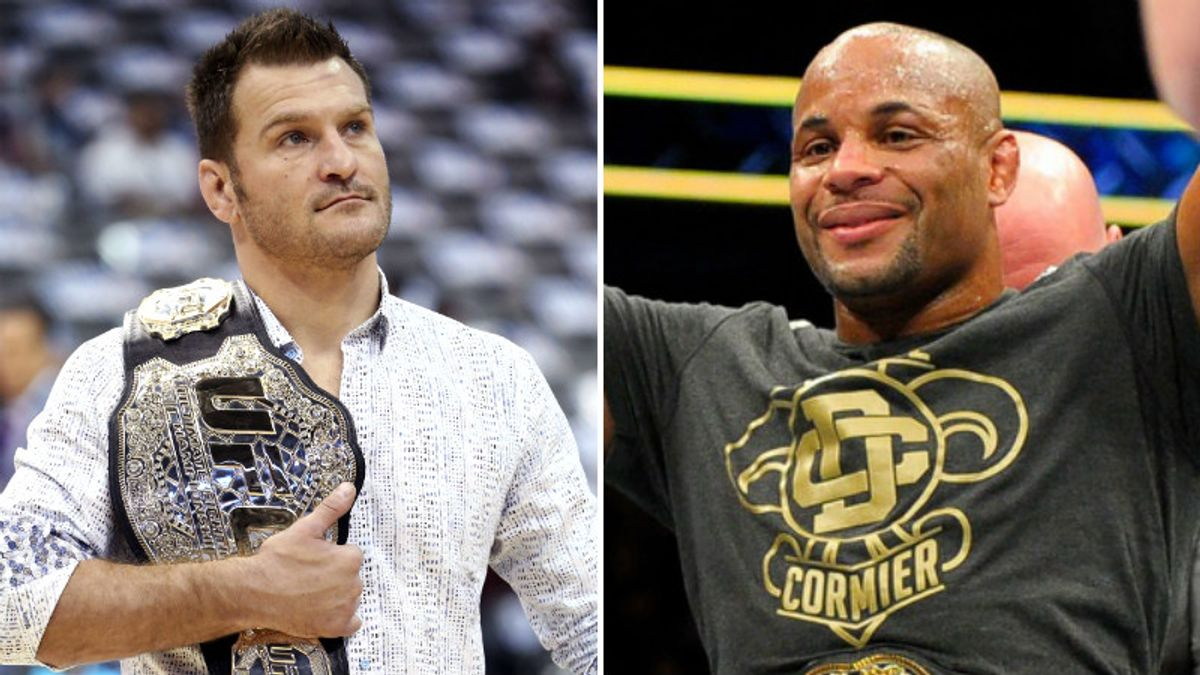 Miocic Opens as Narrow Favorite for Championship Clash at UFC 226 article feature image
