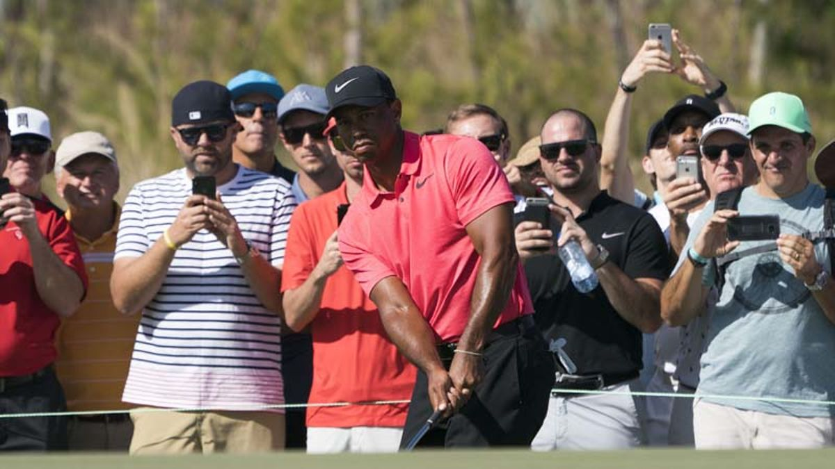 The Daily Sweat: Tiger Time, Super Bowl Action Report, and 2018 Win Totals article feature image