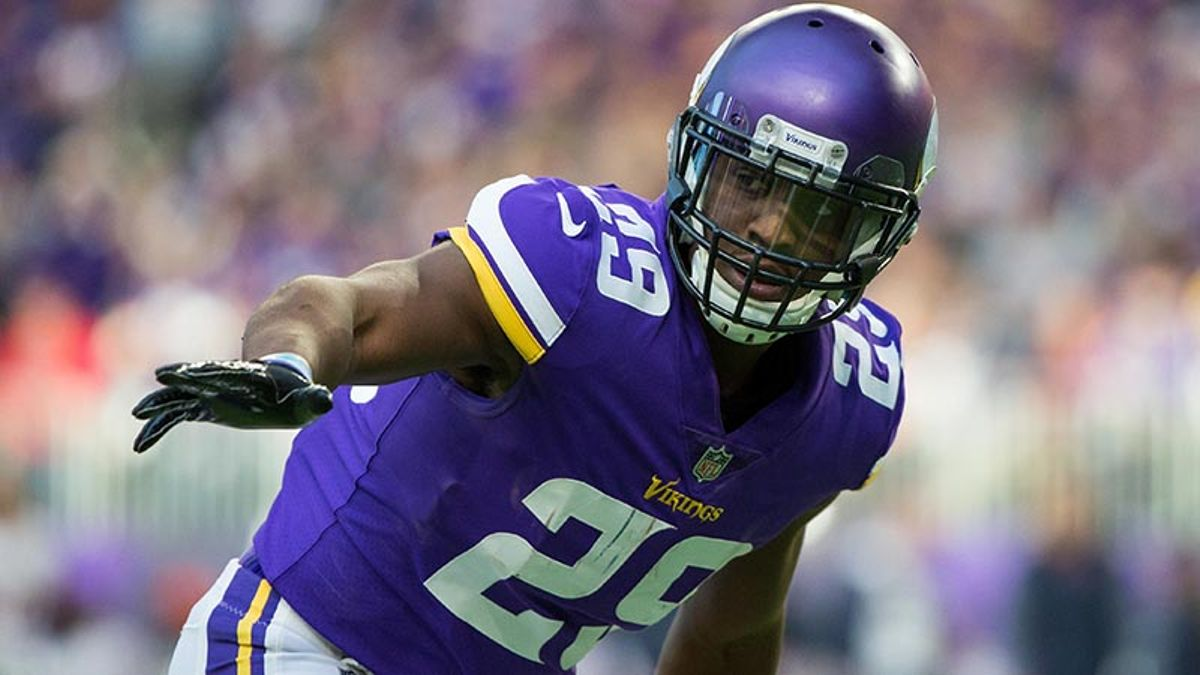Where Does Xavier Rhodes Rank Among Shadow Corners to Avoid in Fantasy? article feature image
