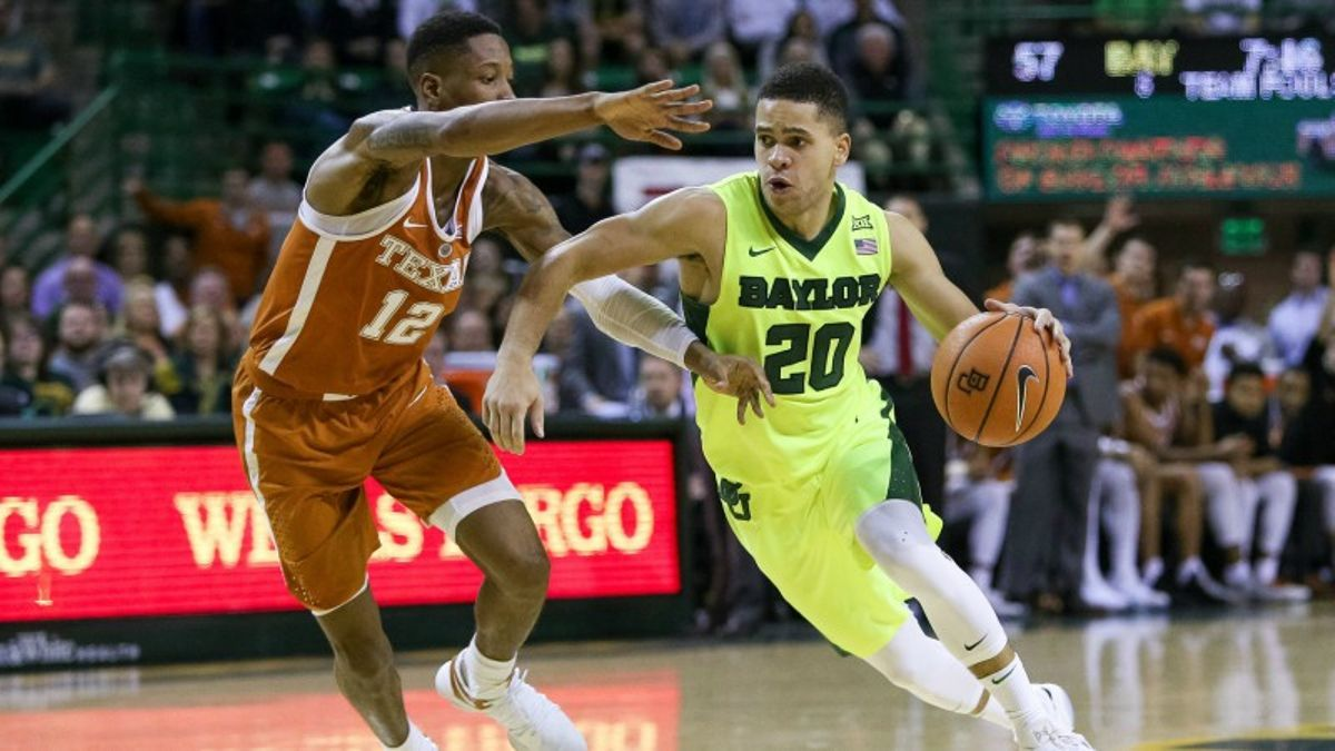 Betting Baylor-Texas, Plus ETSU-UNCG and Even Some SWACtion article feature image