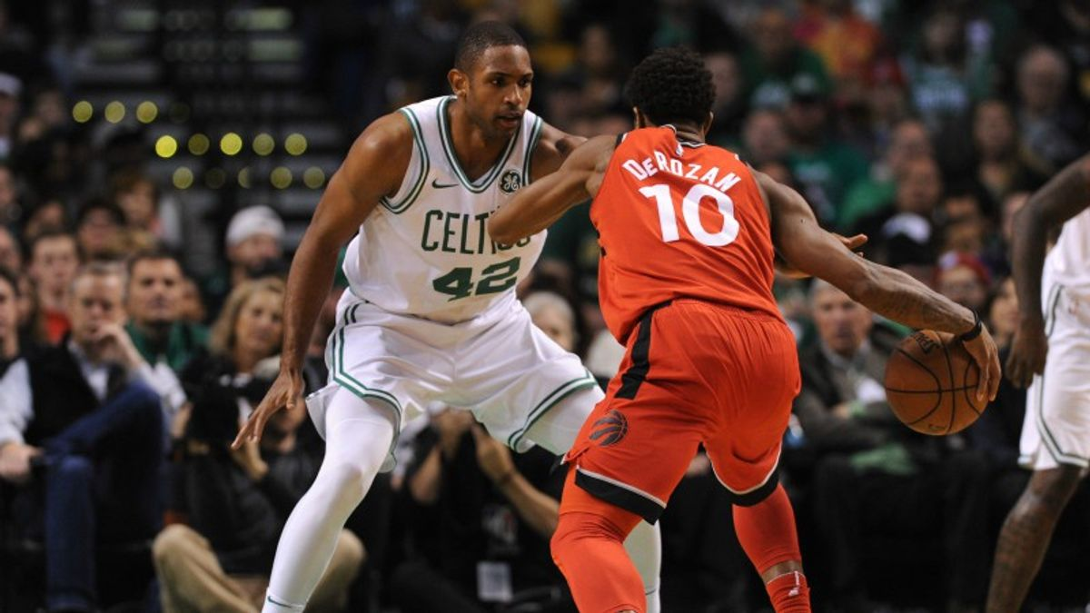 NBA East Division Futures: Can the Raptors Hold off the Celtics? article feature image