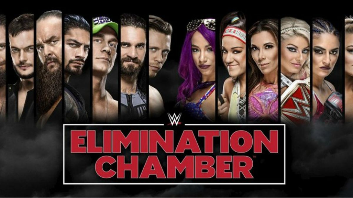 How to Bet the WWE Elimination Chamber article feature image