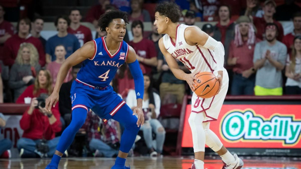 Big Monday Mega Preview: Will Trae Young and OU Upend Kansas Again? article feature image