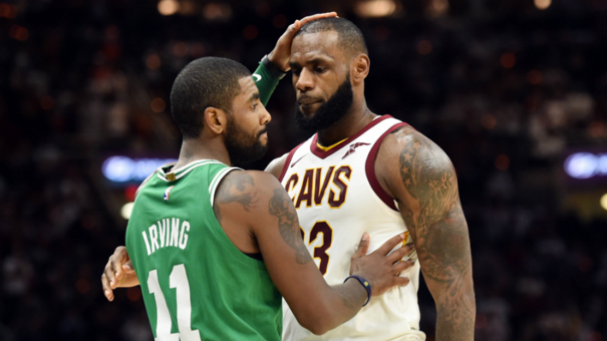 Five Things Bettors Should Know for Cavs-Celtics article feature image