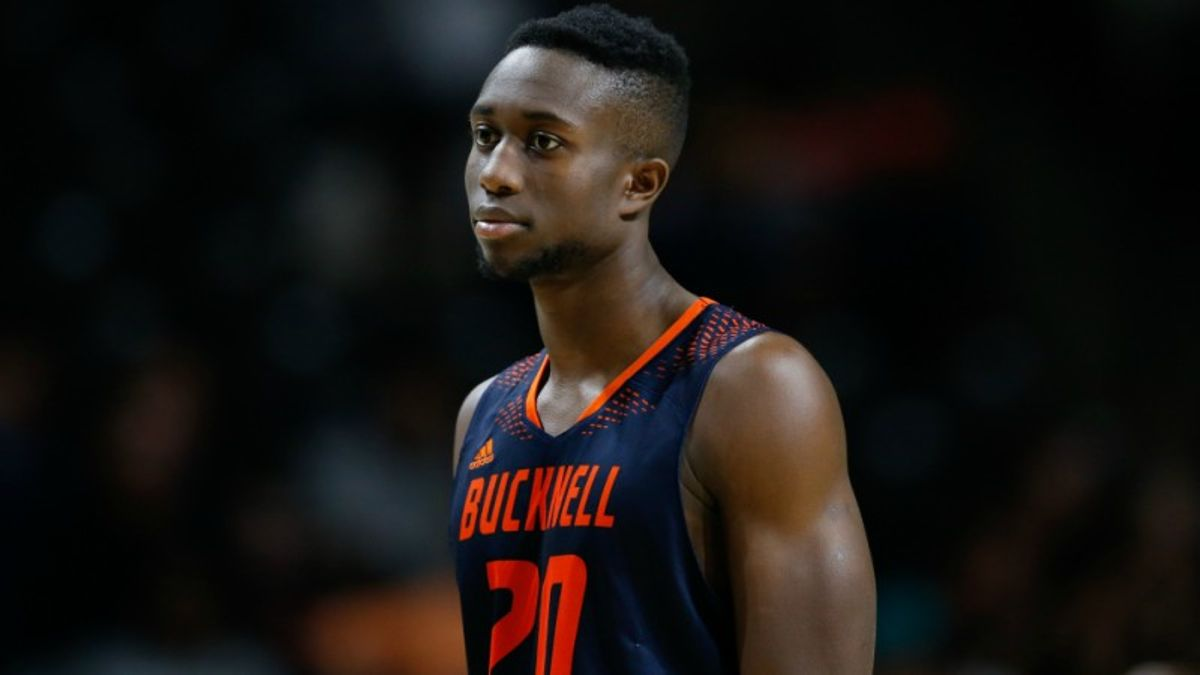 Patriot League Tournament Betting Preview: Can Anybody Beat Bucknell? article feature image