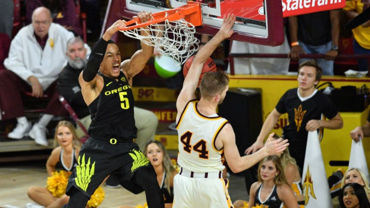 Betting ASU-Oregon, Plus Other Thursday Mid-Major Action article feature image